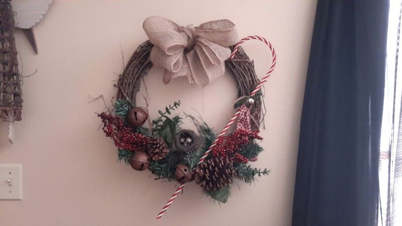 Christmas wreath 2014