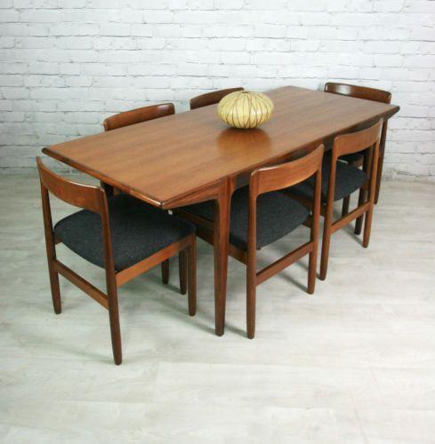 Vintage Mid Century Modern Set Mid Century Modern Dining Room
