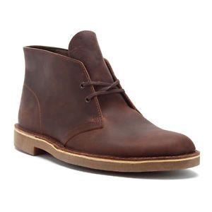 clarkes bushacre dessert boots  boots men boots casual