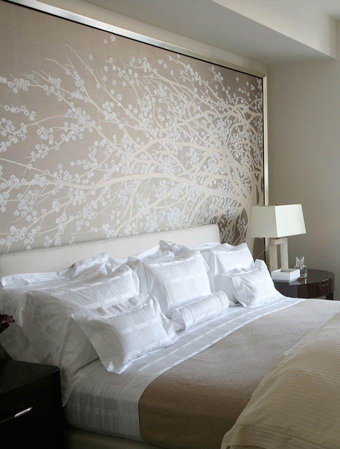 50+ Floral Wallpaper and Mural Ideas//     Pinterest ...