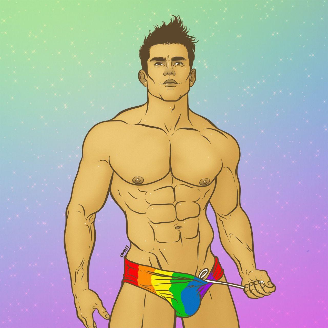 Ismael alvarez arte gay twitter