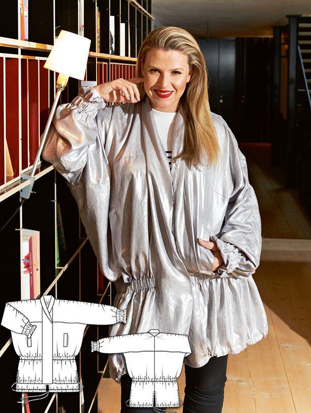 Loft Life: 9 New Plus Size Sewing Patterns   sewing - burda patterns ...