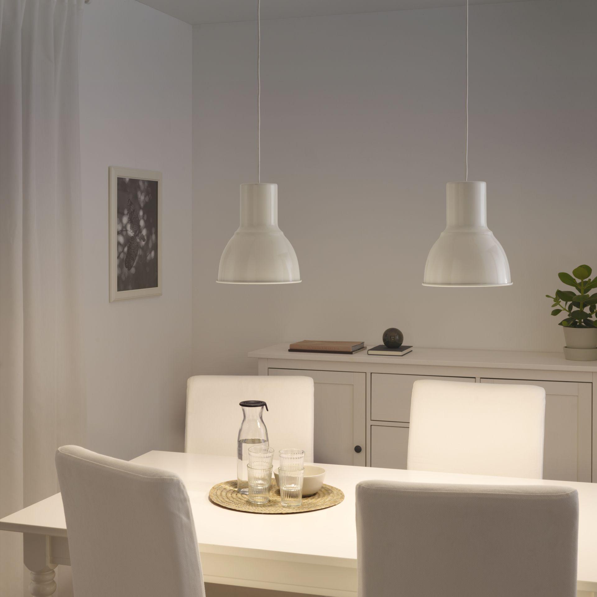 HEKTAR Hanglamp, wit | Home | Pinterest | Catalog