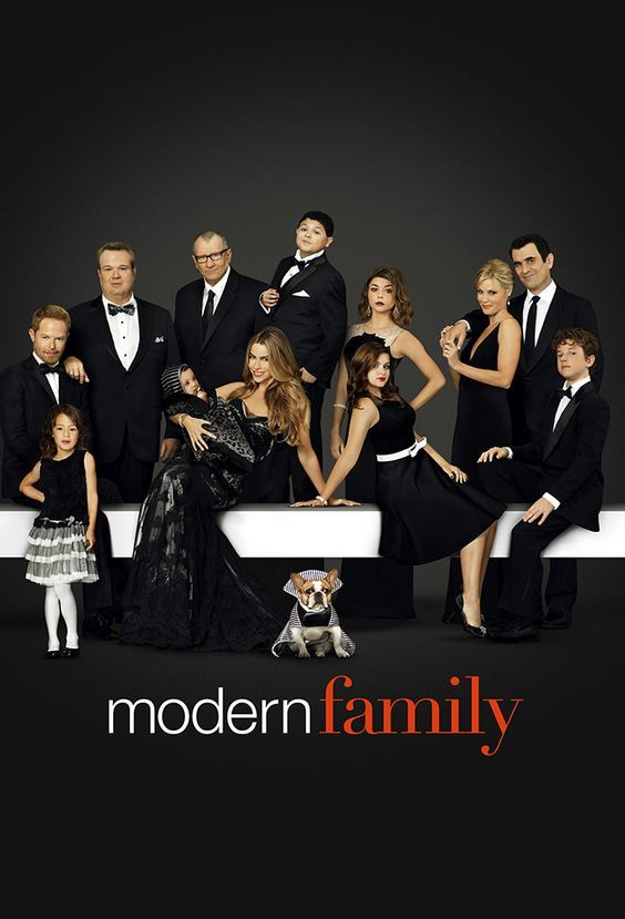 Modern Family Poster: 30+ Printable Posters (Free Download