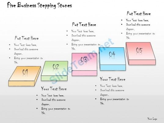1013 business ppt diagram five business stepping stones powerpoint we are proud to present our 1013 business ppt diagram five business stepping stones powerpoint template five stepping stone design is used in this power pronofoot35fo Images