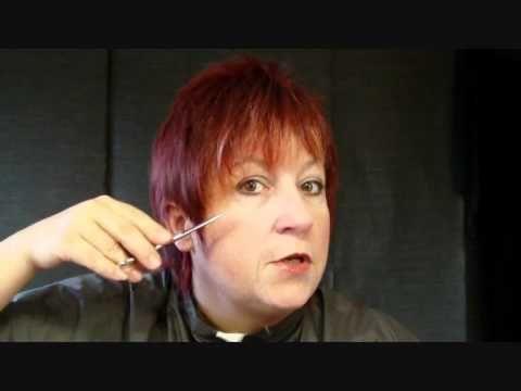 Haare kurz schneiden selber