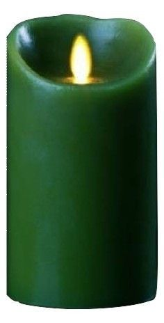gki bethlehem lighting luminara. gki/bethlehem lighting luminara wax candle, 3.5 by 7-inch, forest pine gki bethlehem lighting luminara