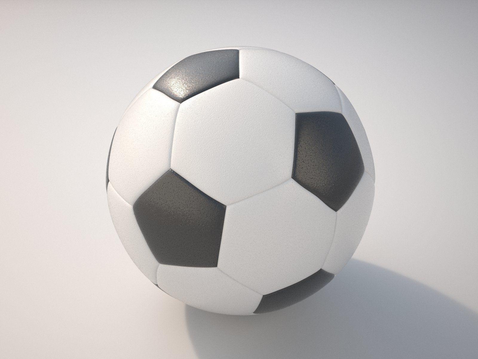 Soccerball ball 3D model Model, Soccer ball, Sports