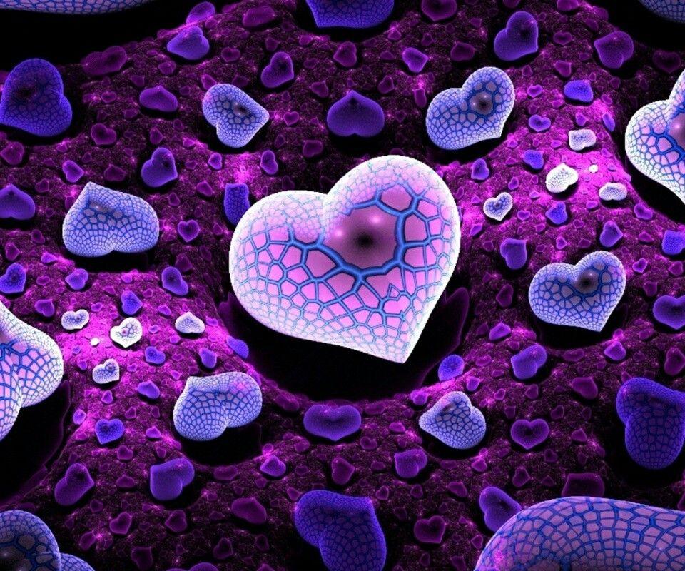 Heart Wallpaper Hd, Heart Wallpaper