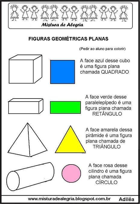 Atividade De Matematica 3 C2 Baano Geometria Imprimir Jpg 464 677