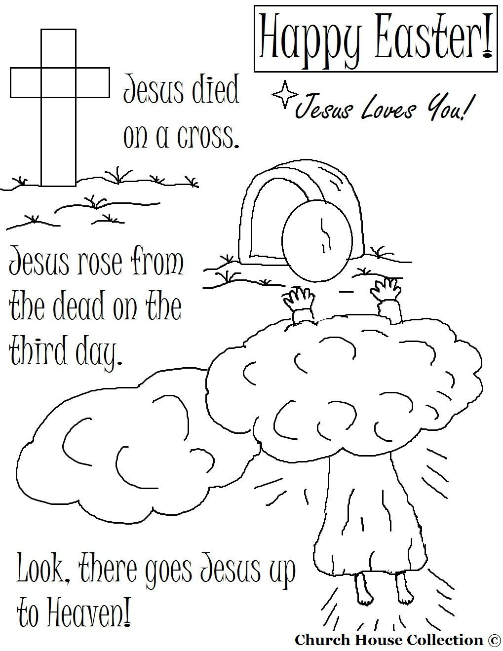 Related Image Sunday School Coloring Pages Easter Coloring
