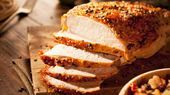 Photo of Turkey breast from the oven-Putenbrust aus dem Ofen  Recipe:…