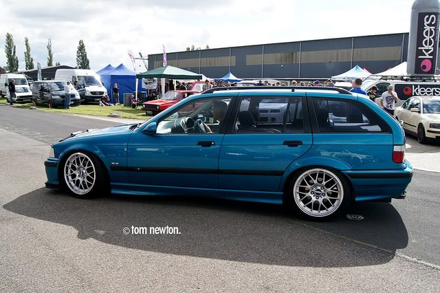 atlantisblau bmw e36 touring on 18 39 39 bbs rx2 wheels bmw. Black Bedroom Furniture Sets. Home Design Ideas