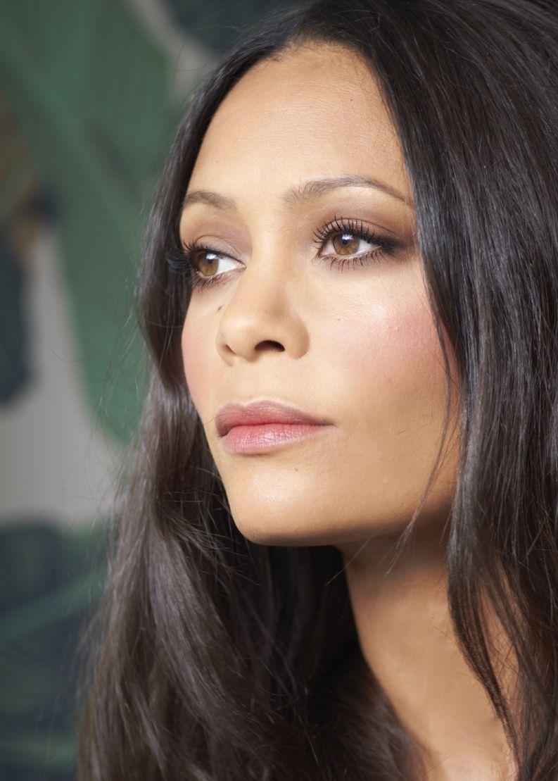 Thandie Newton: ROUGE COCO SHINE in pygmalian - 467 This sheer, lip colour-meet's-lip-balm makes your...