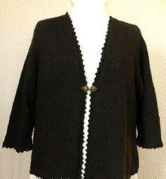 Victorian elegance cardigan victorian knit cardigan pattern and victorian elegance cardigan knit cardigan patterncrochet edgingsfree dt1010fo
