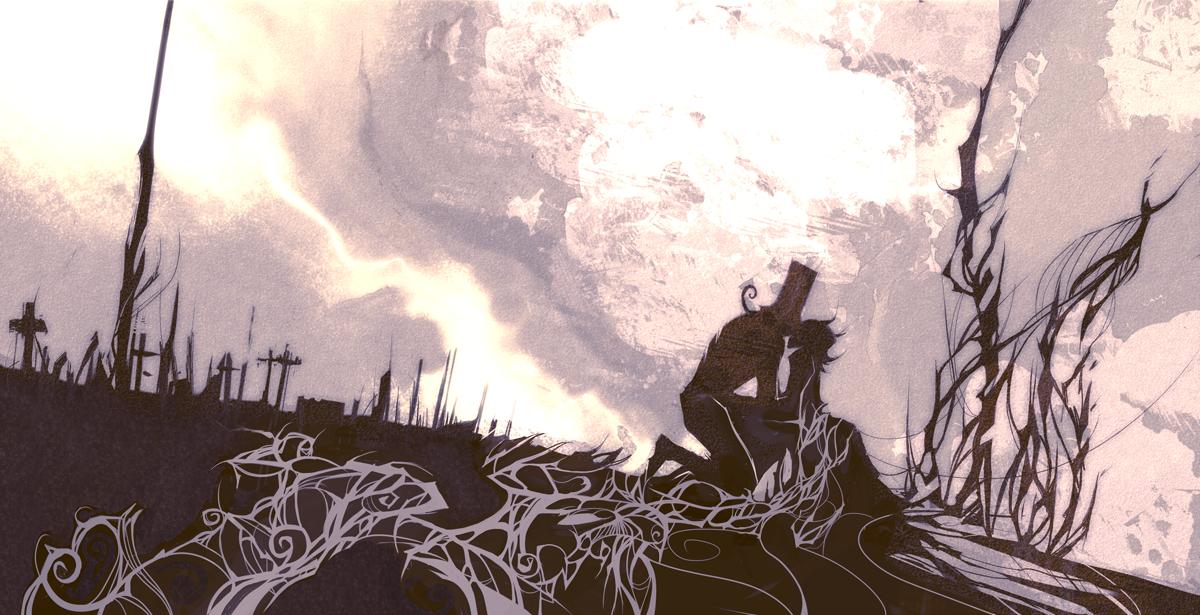 When The World Ends... by NanoMortis.deviantart.com on @DeviantArt