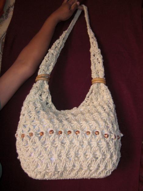 Crochet patrones gratis carteras - Imagui | Macramé | Pinterest