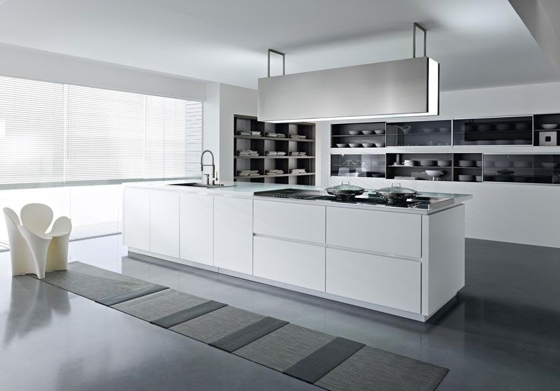 Pedini Kitchen Design Italian Kitchen Products Contemporary Kitchen Cabinetry Kitchen Showroom White Modern Kitchen Modern Kitchen Design Home Decor Kitchen