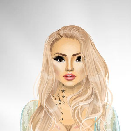 how to make lips on stardoll