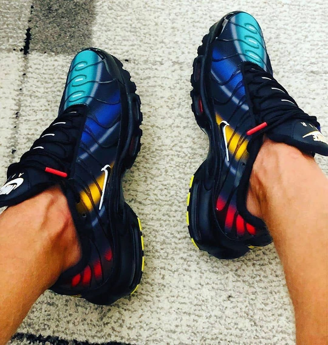 Fly Sneakers On Instagram Airmax Tns Nike Shoes Girls