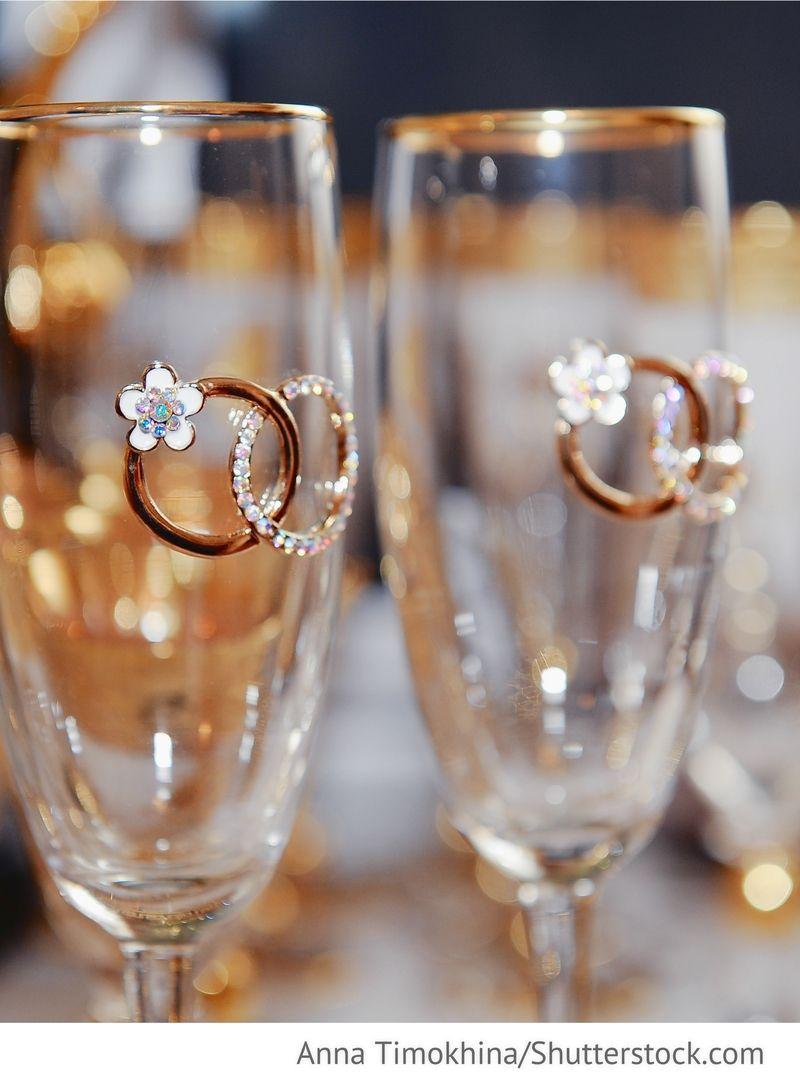 Sektgläser mit Gravur für russische Hochzeiten | Tipps und Tricks ...
