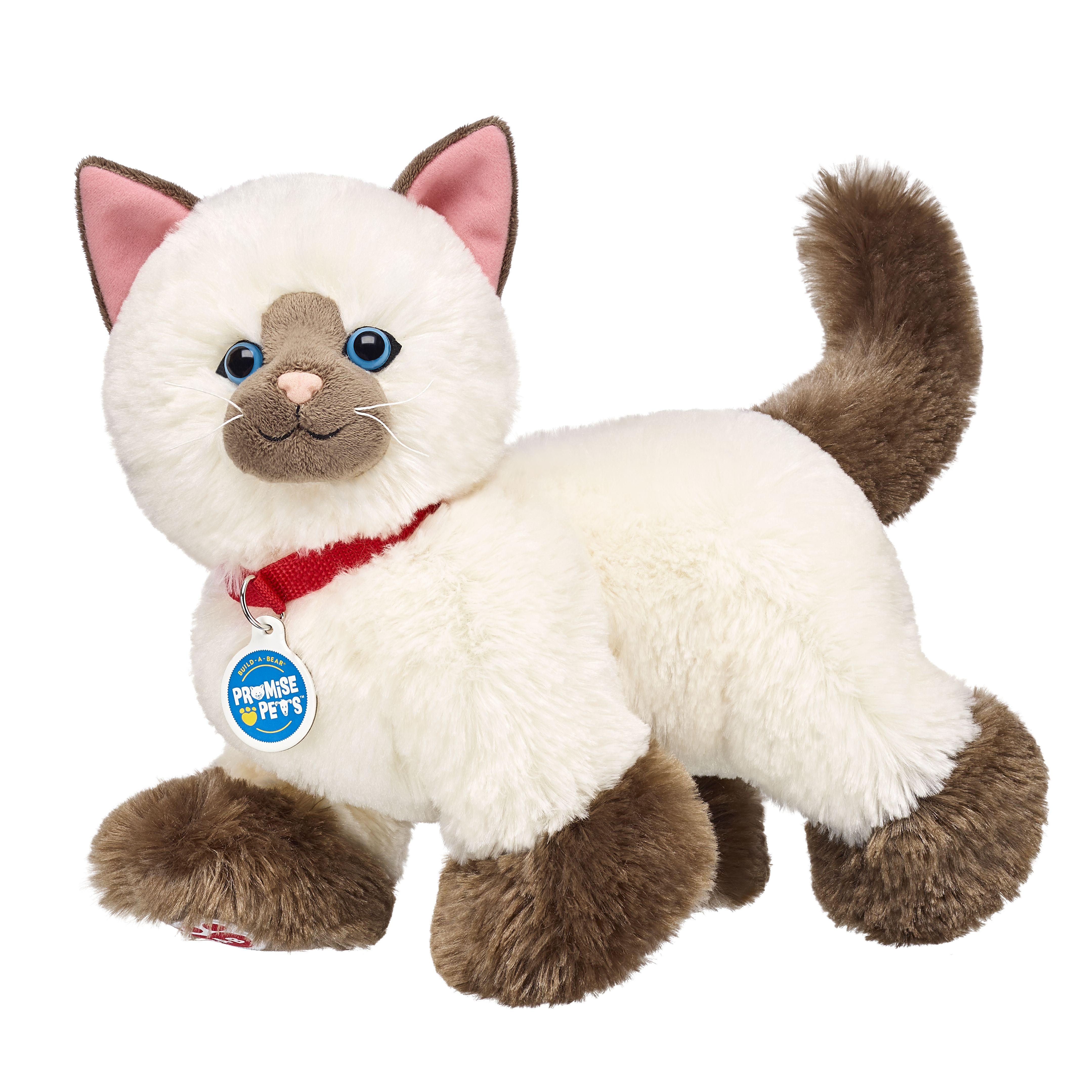 Promise Pets Ragdoll Kitty Build A Bear Workshop Custom Stuffed Animal Monkey Stuffed Animal Stuffed Animal Cat