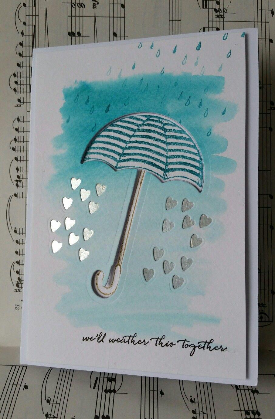 Stampin with Karen Spreckley: Stampin up Weather Together