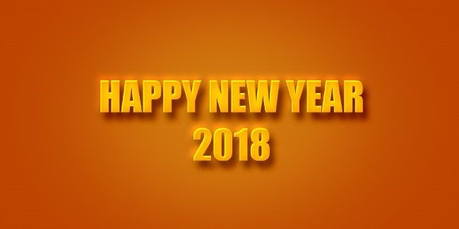 Free Download Happy New Year Images 2018 In 3d Pictures Http