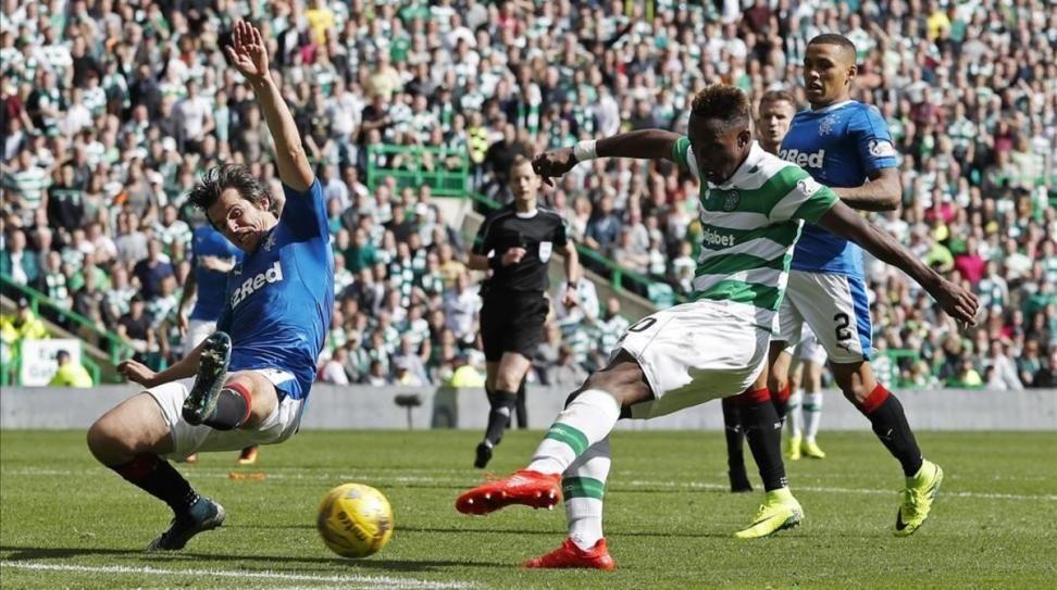 El Celtic sigue su paseo por la liga
