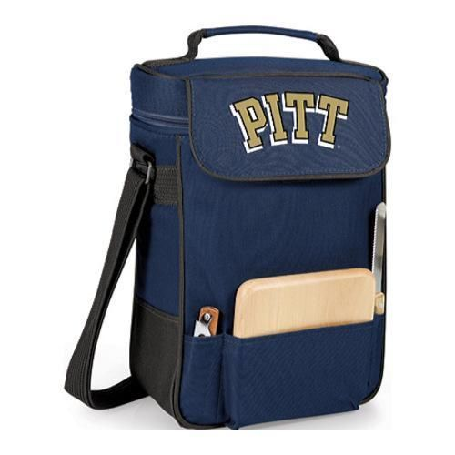 Picnic Time Duet Pittsburgh Panthers Print Navy