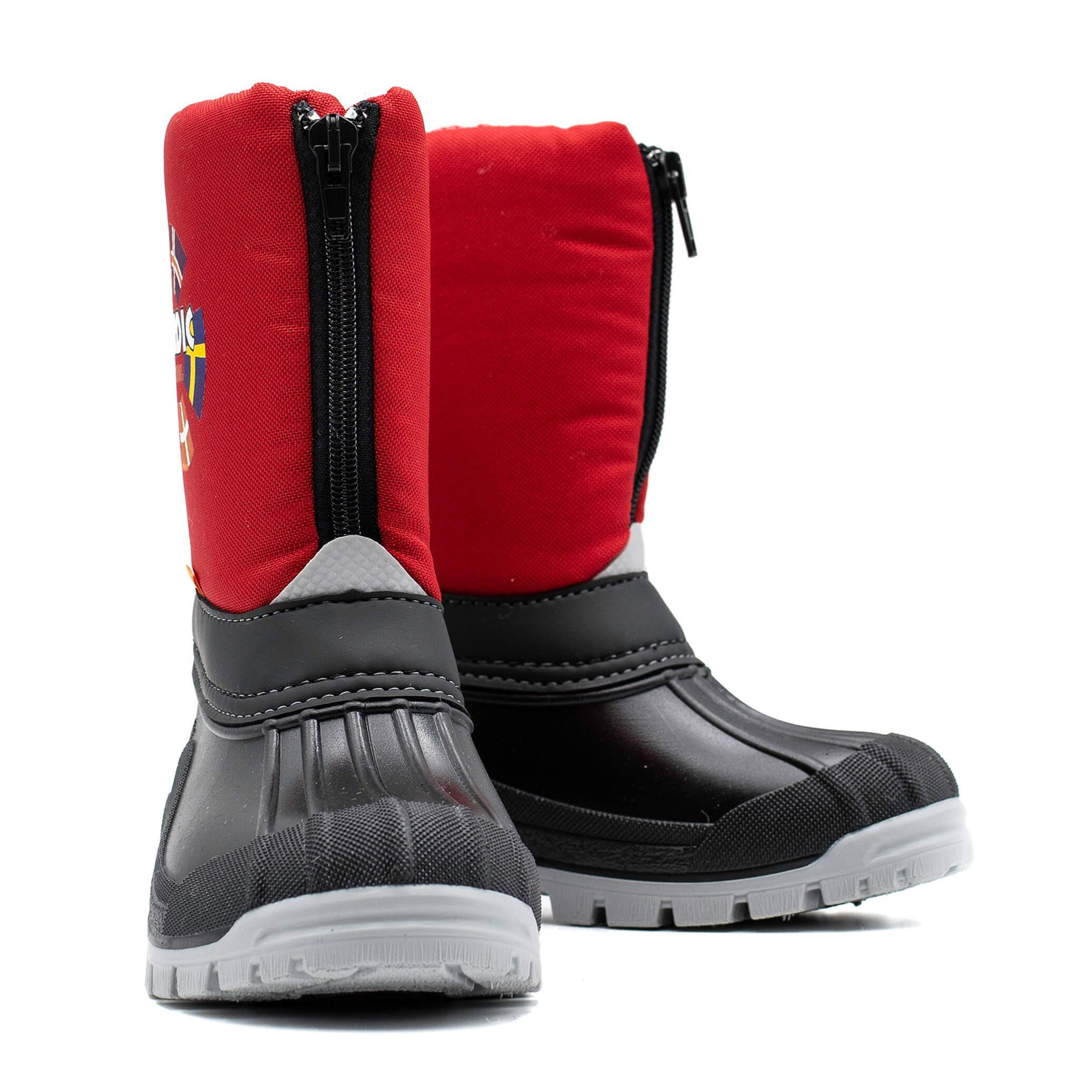 Buty Zimowe Ocieplane Sniegowce Zasuwane Demar New Nordic C Boots New Nordic Winter Boot