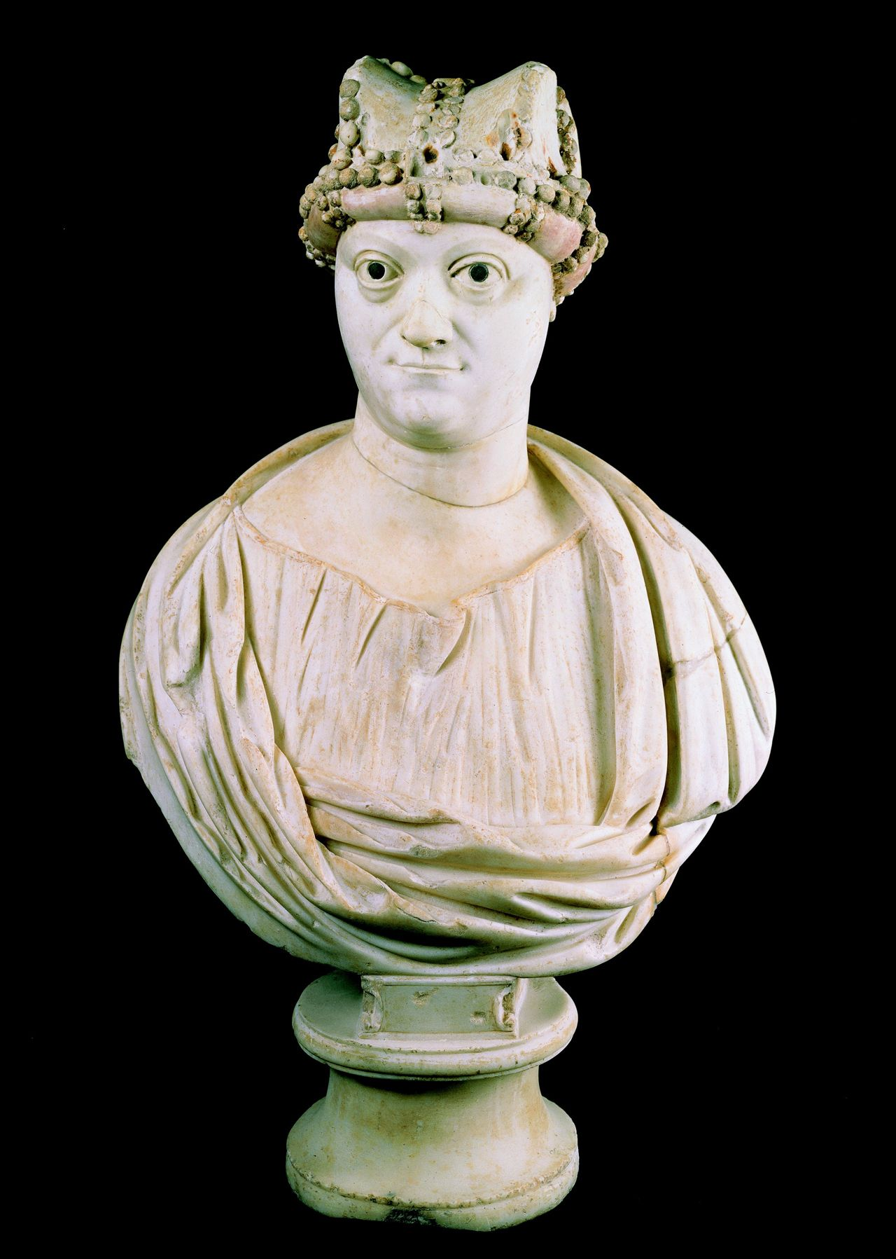 What Do Classical Antiquities Look Like In Color Roman Sculptures Classical Antiquity Art Renaissance