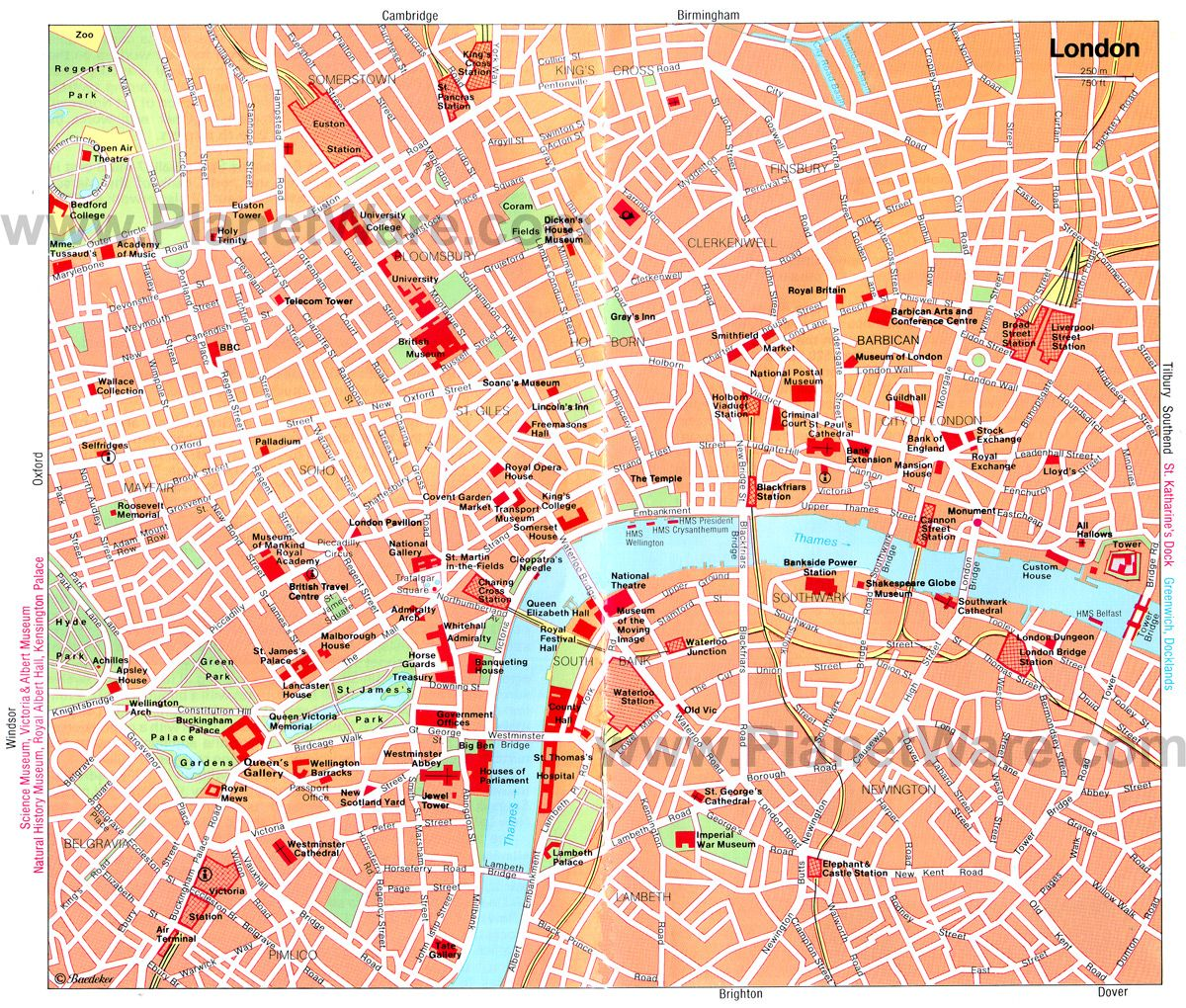 map of london city london map england europe travel map tourist where how and