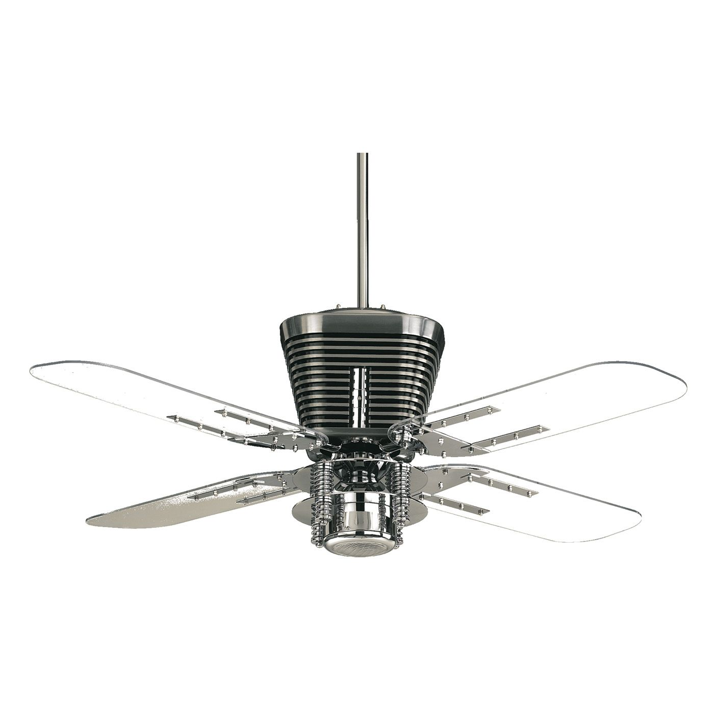 Quorum International 14 52 in Retro Ceiling Fan at ATG