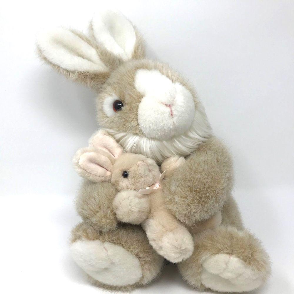 Predownload: A A Aurora Plush Bunny Rabbit Brown White 12 Inches Plush Stuffed Animal Toy Aurora Easter Soft Stuffed Animals Plush Stuffed Animals Pet Toys [ 1000 x 1000 Pixel ]