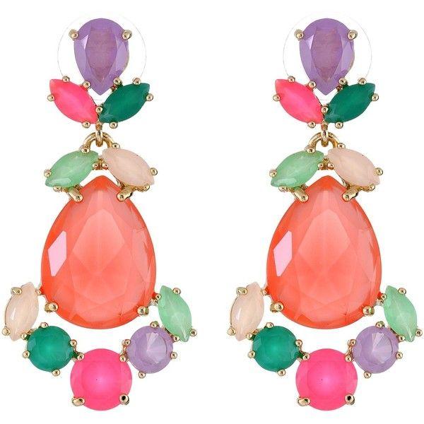 Kate Spade New York Kate Spade Chandelier Earrings ($98) ❤ liked ...