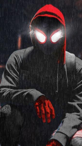Miles Morales Poster