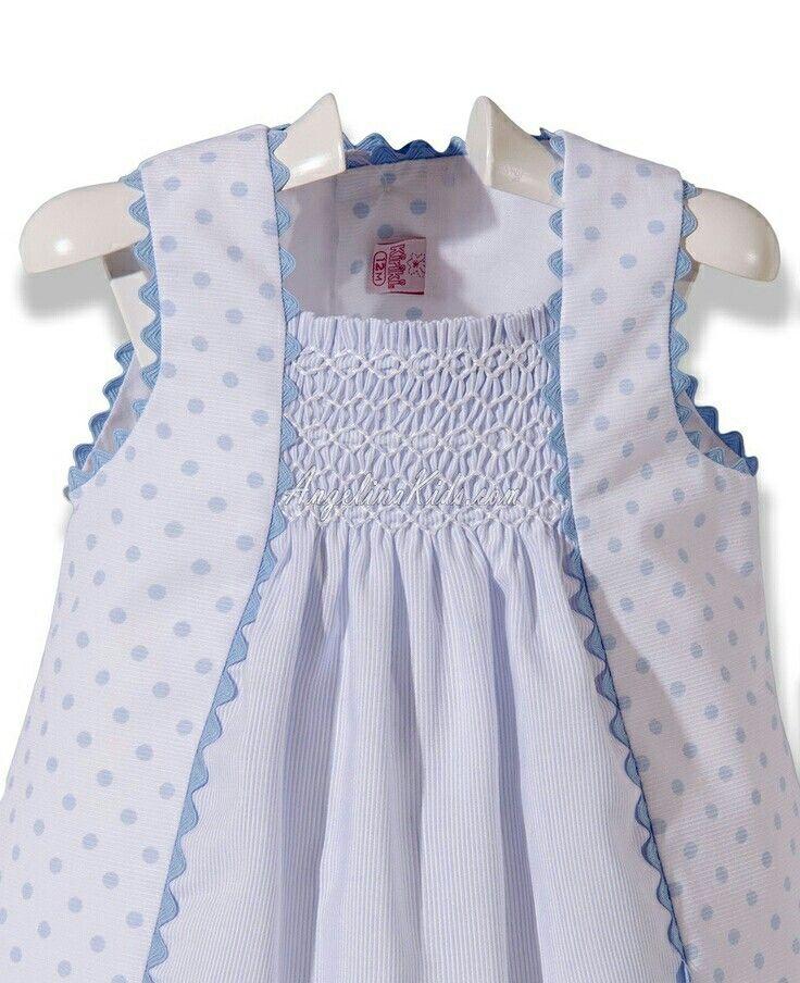 Pin by Kathy Walton on Smocking & sewing | Smocking baby ...