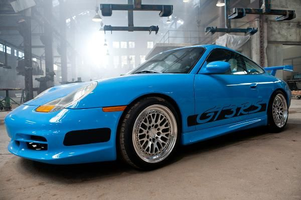 Porsche 911 in F&F