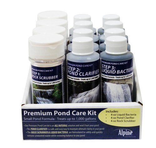 I plan on getting this Small Pond Cleaner - Set of 3