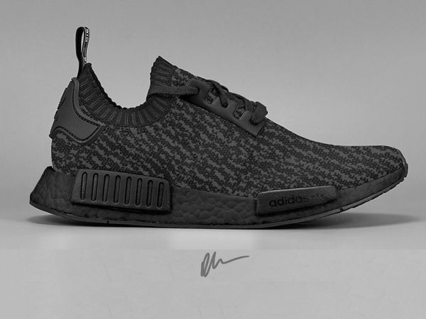 best cheap fd68e 7ca37 adidas NMD Pirate Black