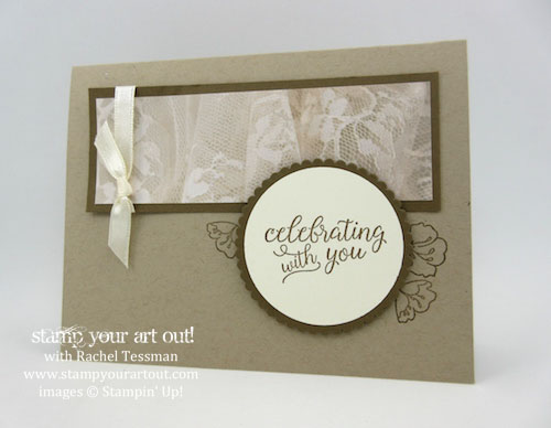 Stamp-A-Stack cards created with Avant Garden and/or Falling for You stamp sets AND Falling In Love Designer Paper… #stampyourartout - Stampin' Up!® - Stamp Your Art Out! www.stampyourartout.com