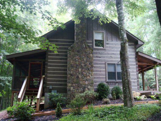 appalachian cabin blue cabins rentals mountains a ridge nc in