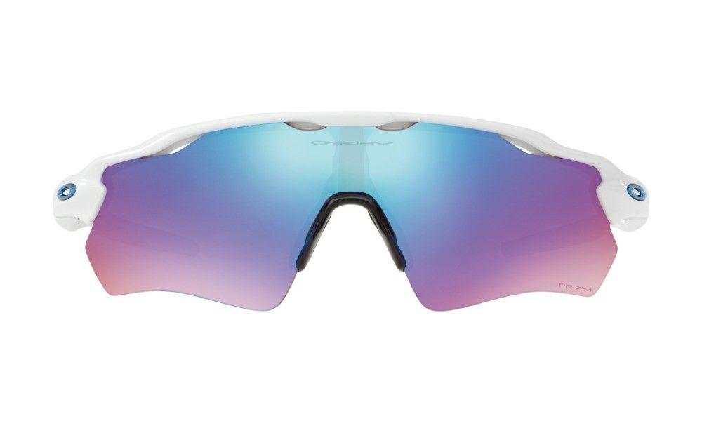 b79a82472abc0 Oakley Sunglasses Radar Ev Path Prizm Snow Mens Polished White Frame NO.  OO9208-4738