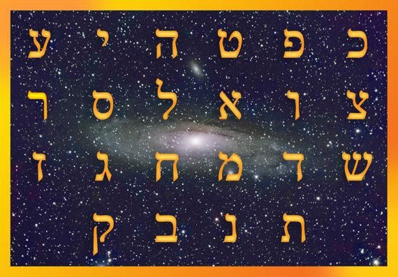 The 22 universal entities that will support your journey - instant download list of the empowering attributes of the Hebrew letters.  http://arnd.co/rBRtV   #bestofEtsy #kabbala