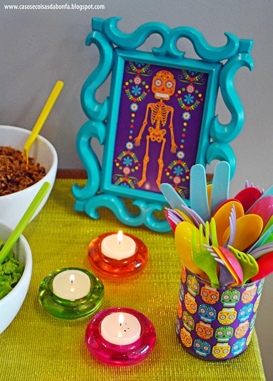 Chá tema Festa Mexicana! - Madrinhas de casamento 47a4e0804c8