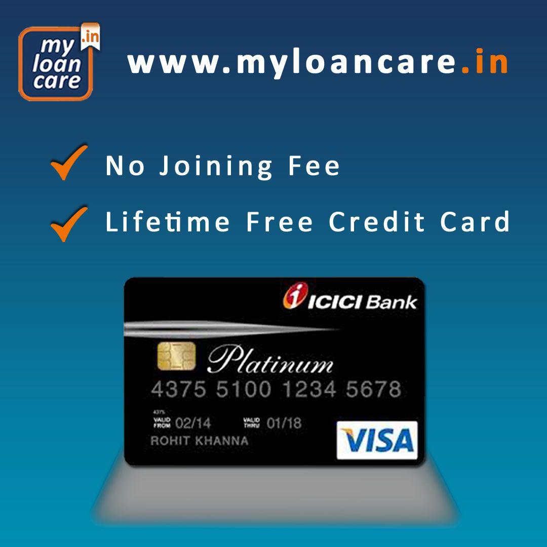 icicicreditcard offeredmyloancare  bank credit