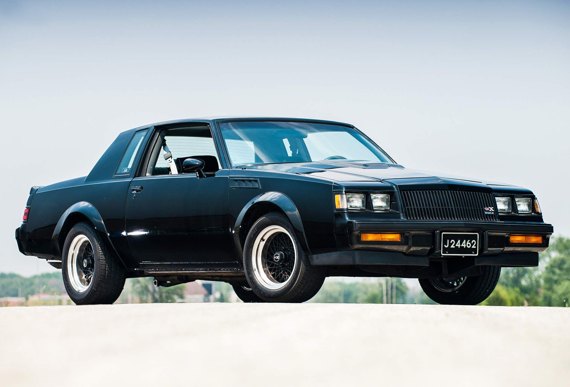 The 10 Best Cars of the 1980s (With images) Buick grand