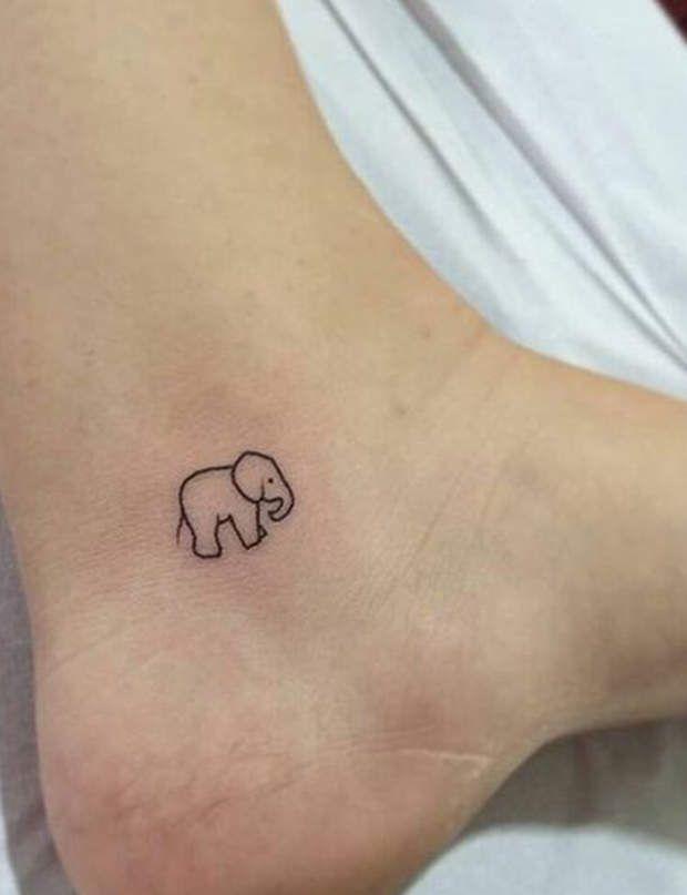 Tatouage 16 petits motifs totalement irr sistibles tatouages discrets discret et le pied - Petit tatouage significatif ...