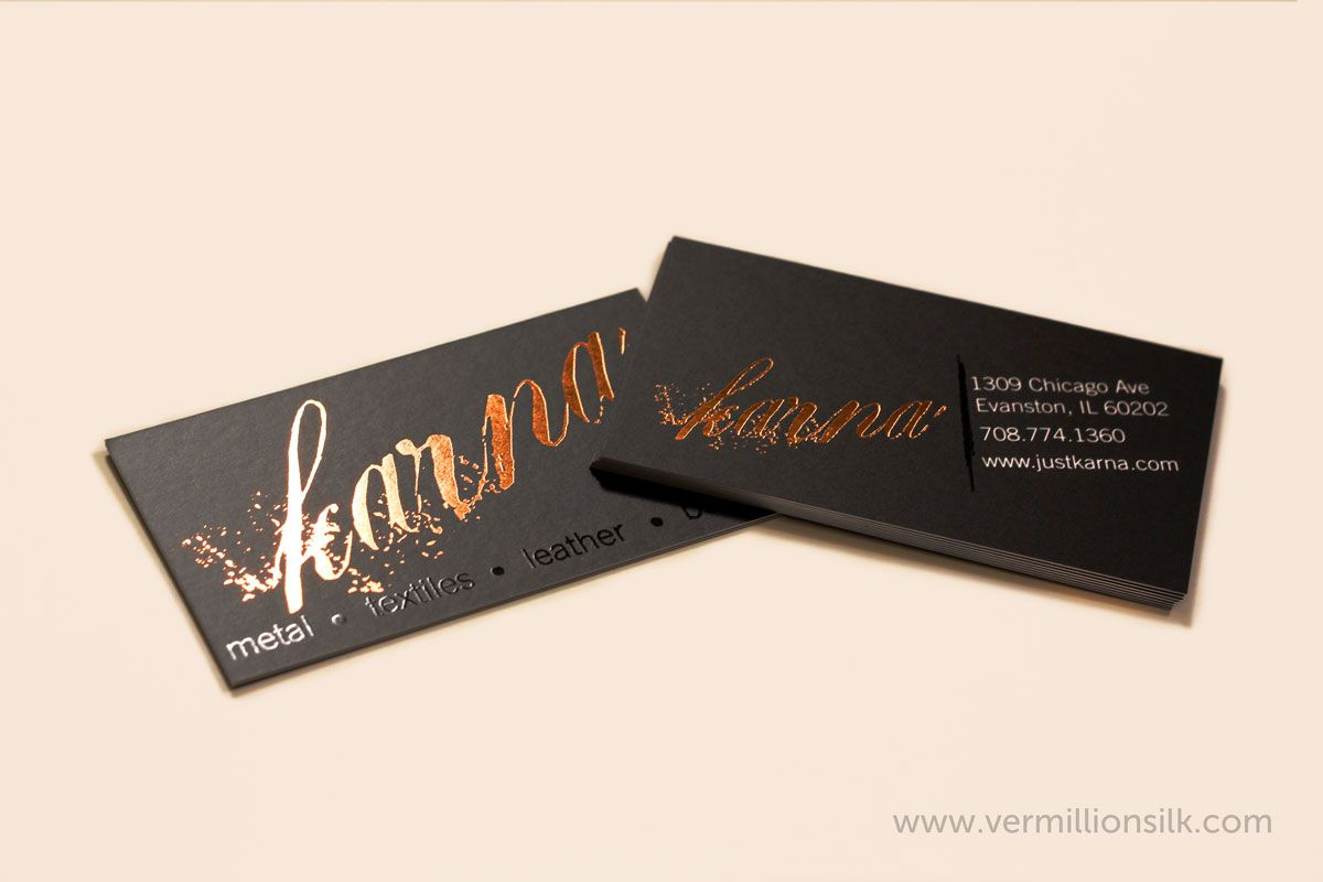 Luxury business cards with silk coating spot uv and copper foil luxury business cards with silk coating spot uv and copper foil stamping printed by reheart Images